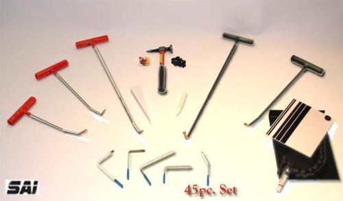 Paintless Dent Repair tools 45 pc